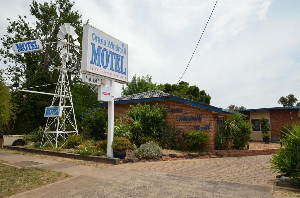 Orana Windmill Motel